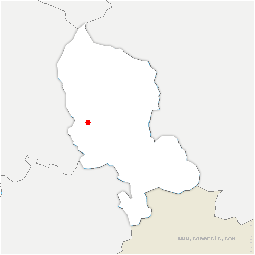 carte de localisation de Bavilliers