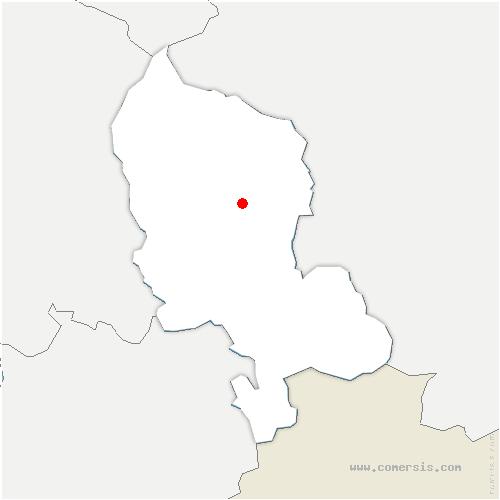 carte de localisation de Eguenigue