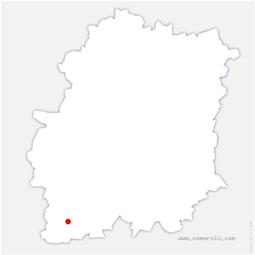 carte de localisation de Angerville