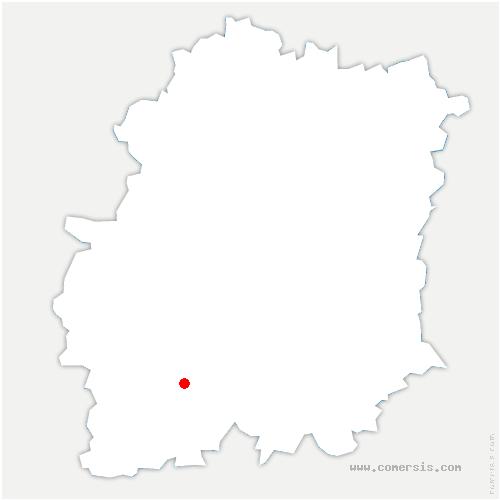carte de localisation de Boissy-la-Rivière