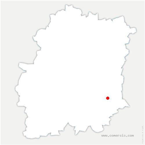 carte de localisation de Boutigny-sur-Essonne