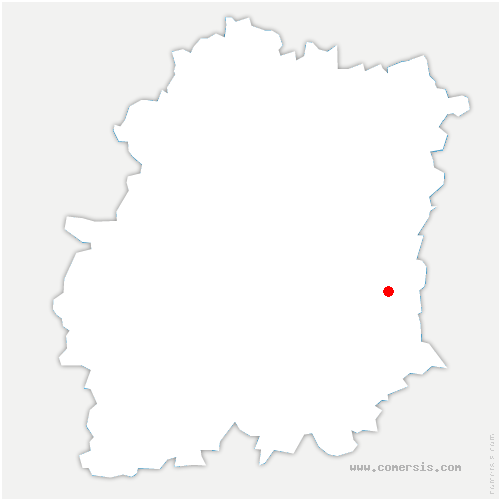 carte de localisation de Champcueil