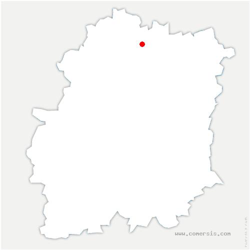 carte de localisation de Champlan