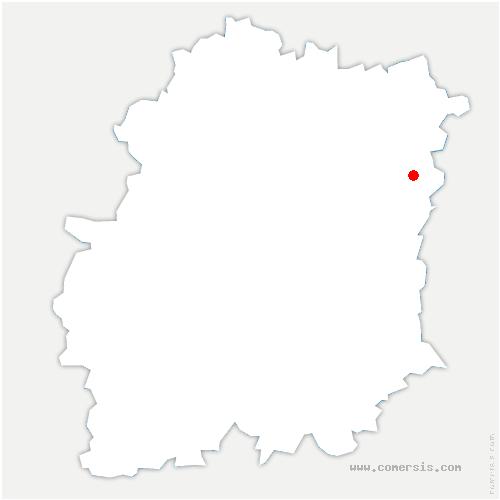 carte de localisation de Corbeil-Essonnes