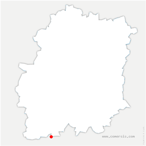 carte de localisation de Estouches