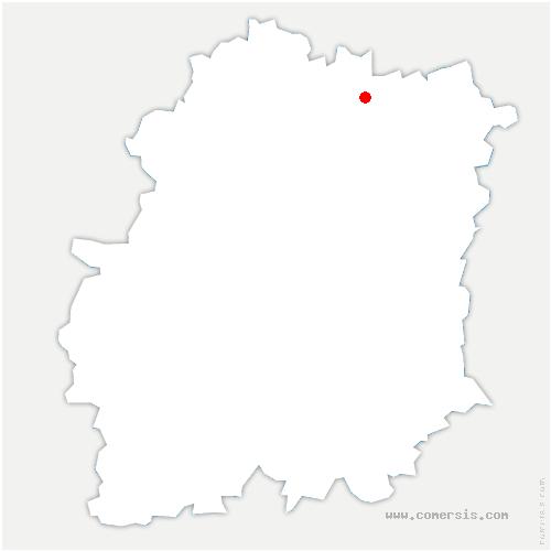 carte de localisation de Juvisy-sur-Orge