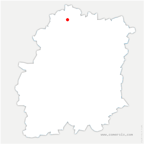 carte de localisation de Palaiseau