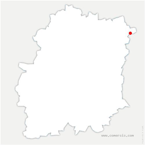carte de localisation de Quincy-sous-Sénart