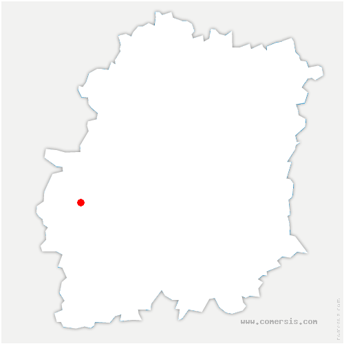 carte de localisation de Richarville