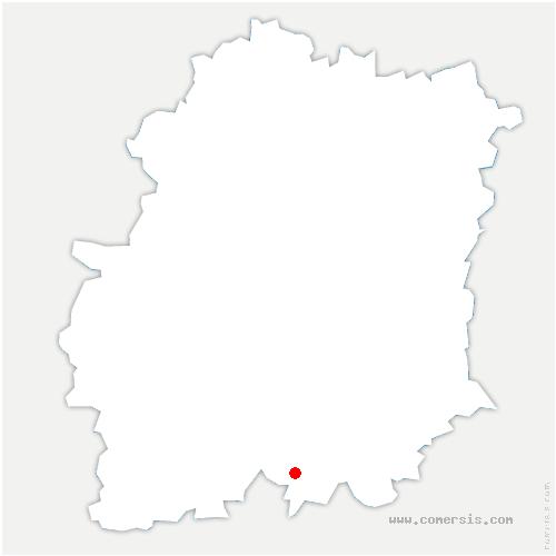 carte de localisation de Roinvilliers