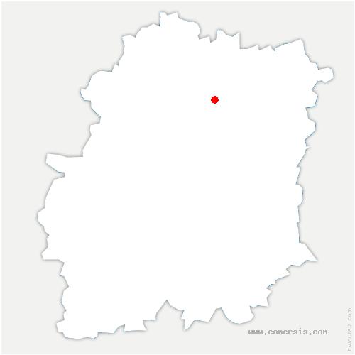 carte de localisation de Saint-Michel-sur-Orge