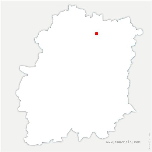 carte de localisation de Savigny-sur-Orge