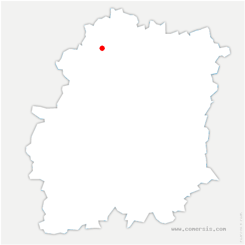 carte de localisation de Ulis