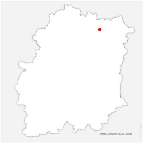 carte de localisation de Viry-Châtillon