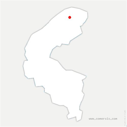 carte de localisation de Asnières-sur-Seine