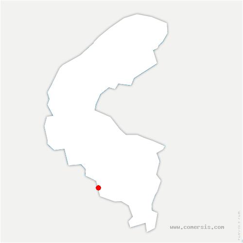 carte de localisation de Châtenay-Malabry