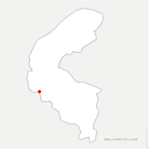 carte de localisation de Chaville