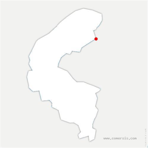 carte de localisation de Clichy