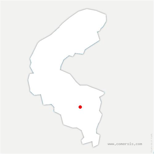 carte de localisation de Fontenay-aux-Roses