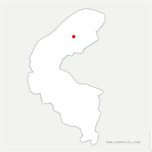carte de localisation de Garenne-Colombes