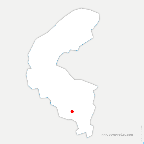carte de localisation de Plessis-Robinson