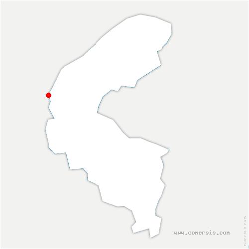 carte de localisation de Rueil-Malmaison