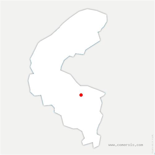 carte de localisation de Vanves
