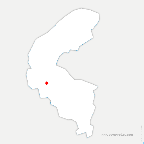 carte de localisation de Ville-d'Avray