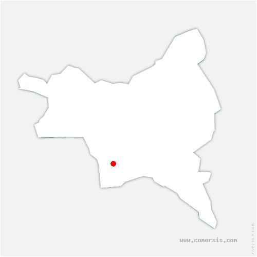 carte de localisation de Bagnolet