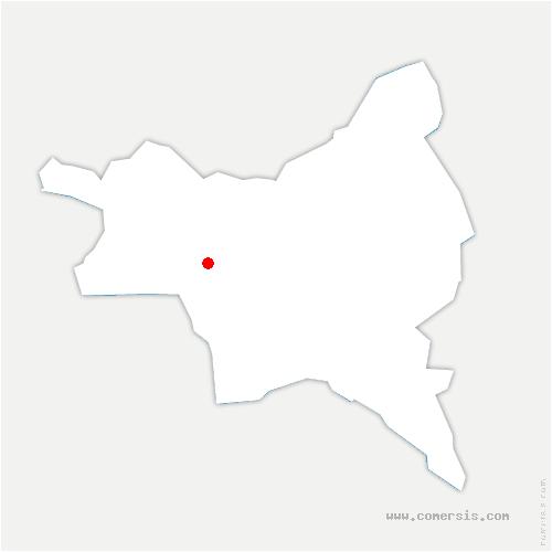 carte de localisation de Bobigny
