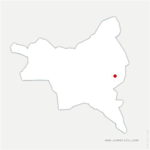 carte de localisation de Clichy-sous-Bois