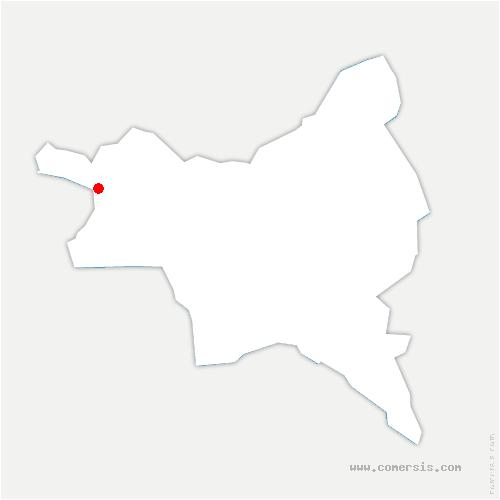 carte de localisation de Épinay-sur-Seine