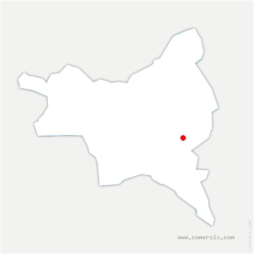 carte de localisation de Gagny