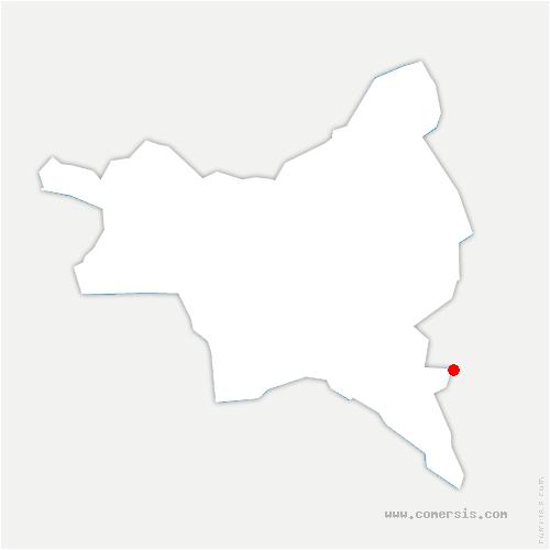 carte de localisation de Gournay-sur-Marne