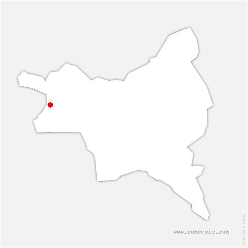 carte de localisation de Île-Saint-Denis
