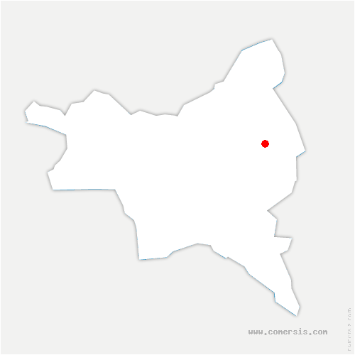 carte de localisation de Livry-Gargan