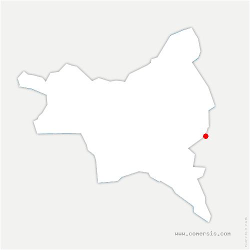 carte de localisation de Montfermeil