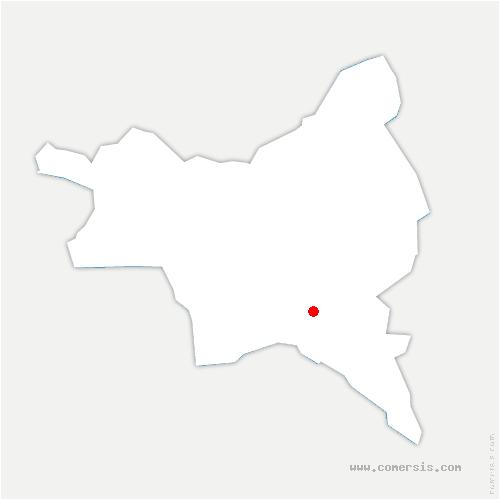 carte de localisation de Neuilly-Plaisance