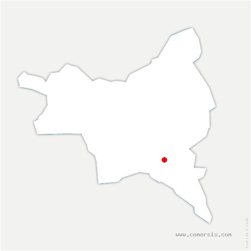 carte de localisation de Neuilly-sur-Marne