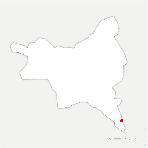 carte de localisation de Noisy-le-Grand