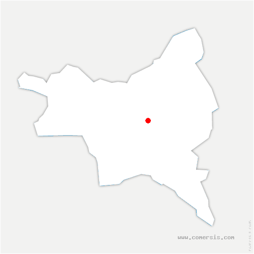 carte de localisation de Pavillons-sous-Bois