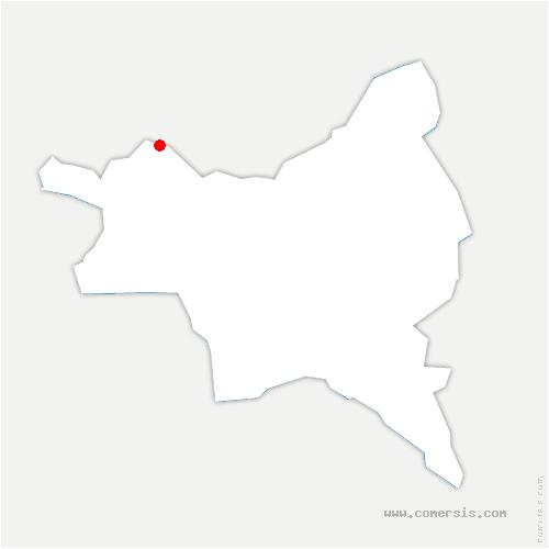 carte de localisation de Pierrefitte-sur-Seine
