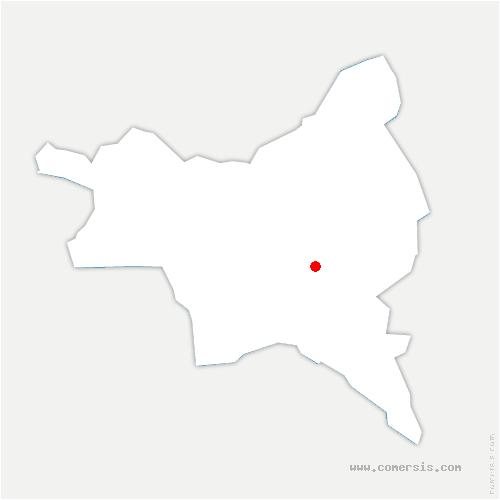 carte de localisation de Raincy