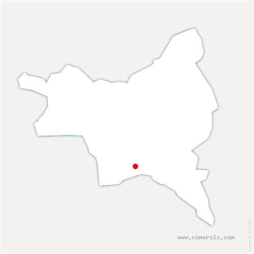carte de localisation de Rosny-sous-Bois