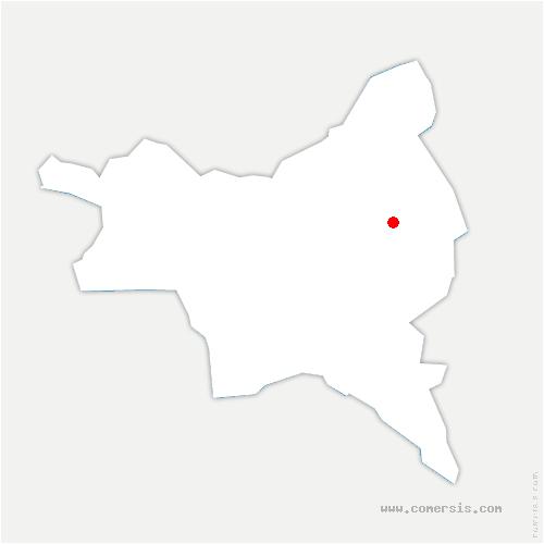 carte de localisation de Sevran