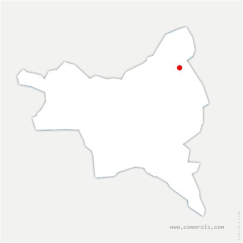 carte de localisation de Villepinte