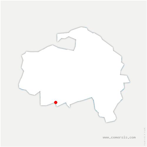 carte de localisation de Ablon-sur-Seine