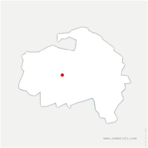 carte de localisation de Alfortville