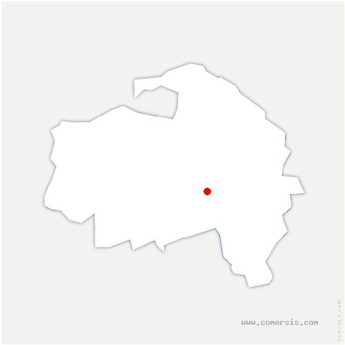 carte de localisation de Boissy-Saint-Léger
