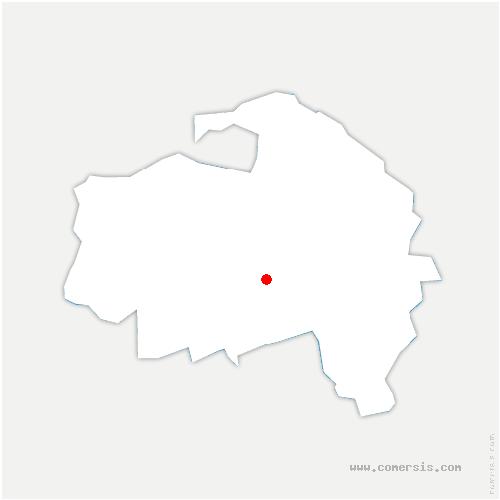 carte de localisation de Bonneuil-sur-Marne